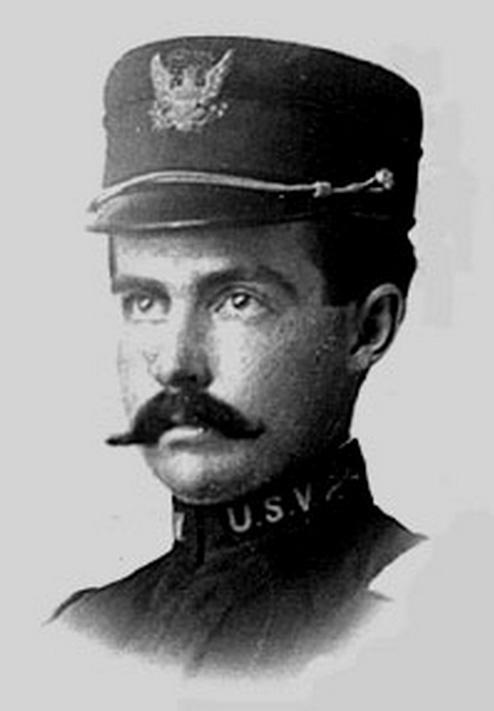 Arthur M. Ferguson MOH