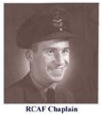 Biff Javis RCAF Chaplain