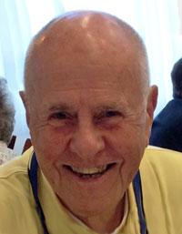 Col. Louis Ferguson in Retirement
