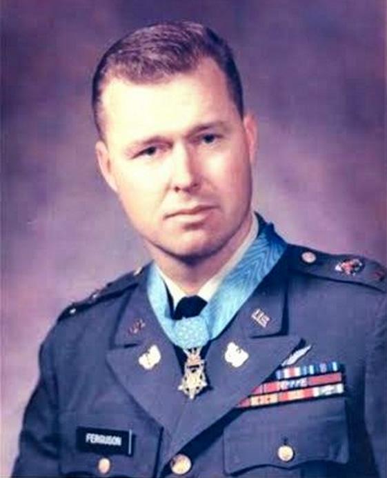 Frederick E. Ferguson MOH