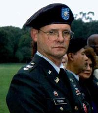 Lt.Colonel. Osborn-Retirement
