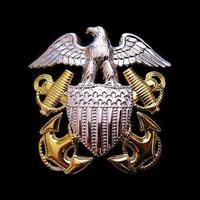 NavyOfficerCapBadge