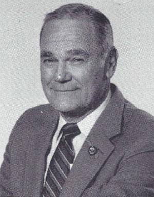 Robert B. Ferguson, Past President