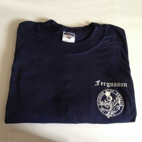 TEE - NAVY - SHORT SLV